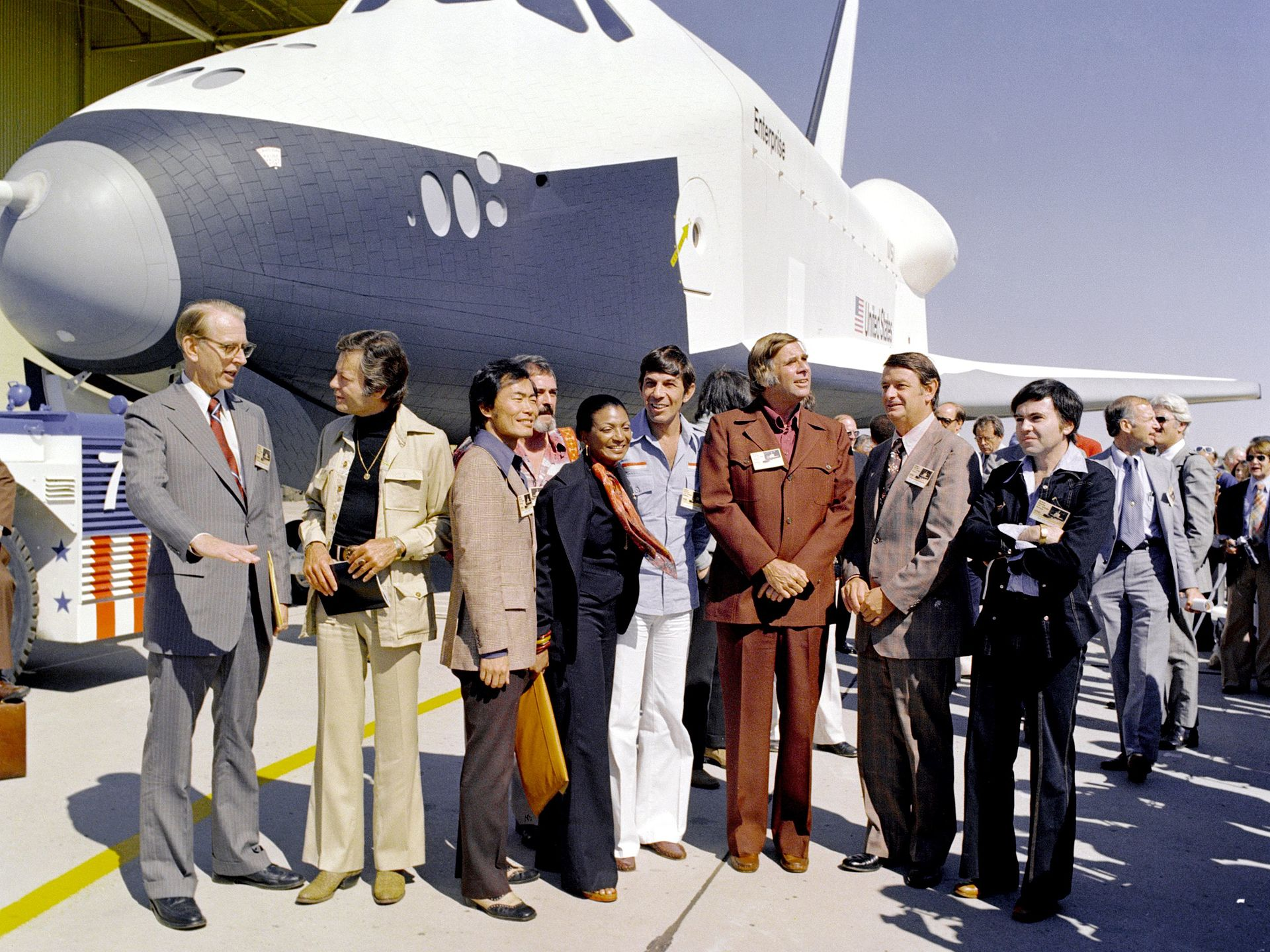 Foto: By NASA (Great Images in NASA The Shuttle Enterprise) [Public domain], via Wikimedia Commons